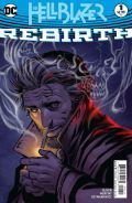 Hellblazer Rebirth Cover
