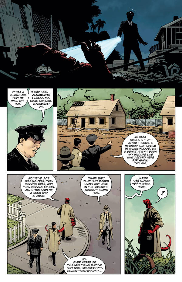 Hellboy Beyond Fences 1 04