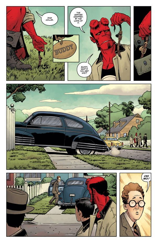 Hellboy Beyond Fences 1 05