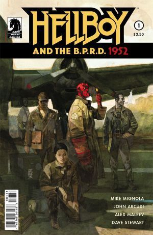 Hellboy And The Bprd 1 00