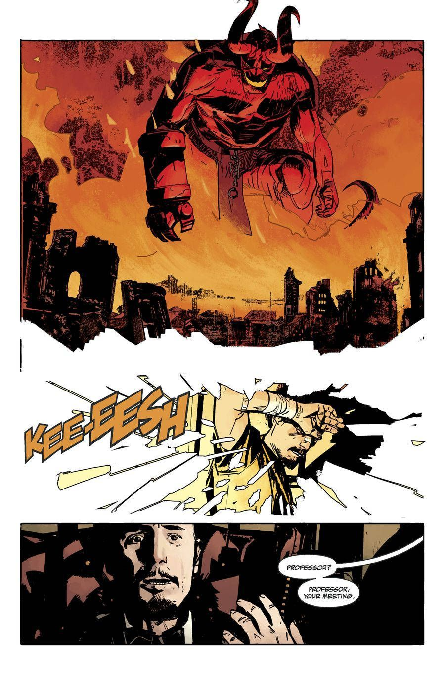 Hellboy And The Bprd 1 03