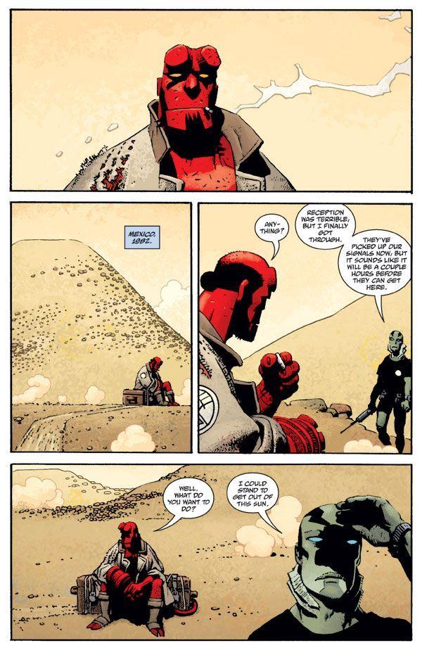 Hellboy In Mexico 01