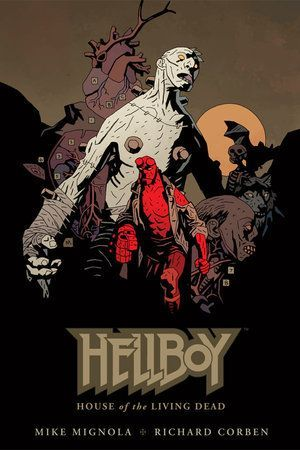 Hellboy House Of The Living Dead 01