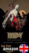 Hellboy House Of The Living Dead Amazon Uk