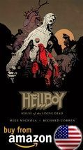 Hellboy House Of The Living Dead Amazon Us