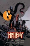 Hellboy Into The Silent Sea Cover
