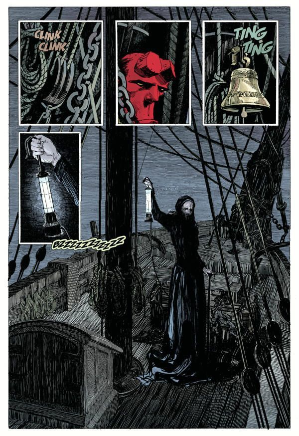 Hellboy Into The Silent Sea 05