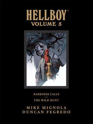 Hellboy Library Edition Volume 5 00
