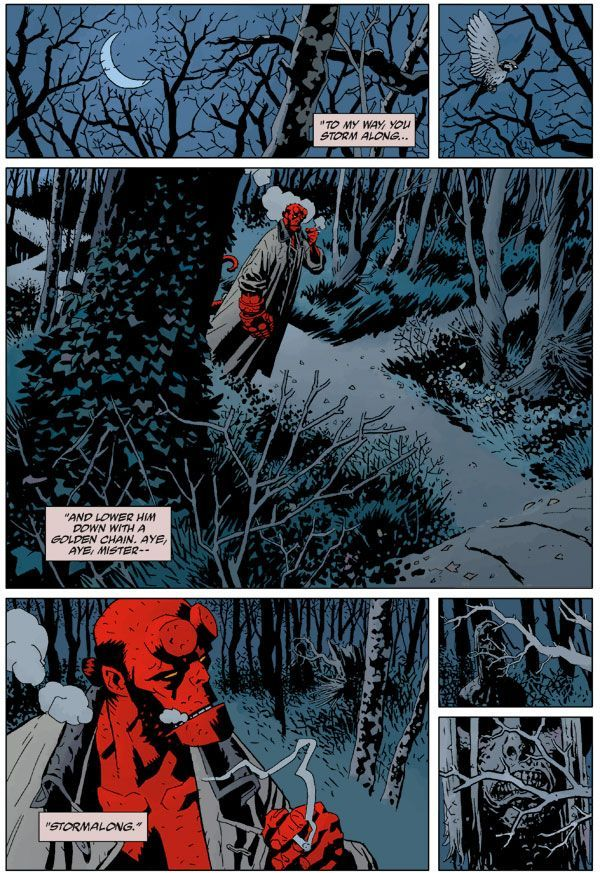 Hellboy Library Edition Volume 5 03