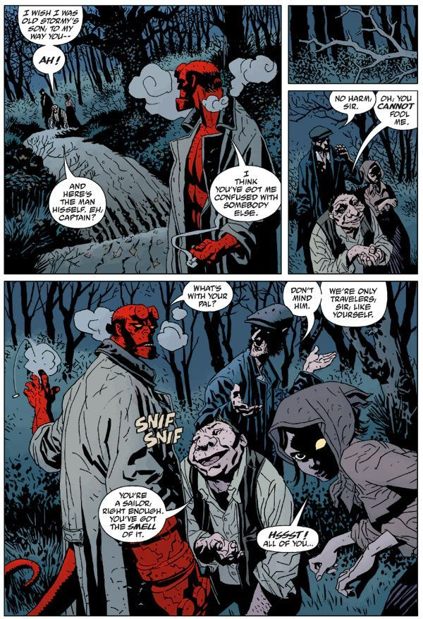 Hellboy Library Edition Volume 5 04