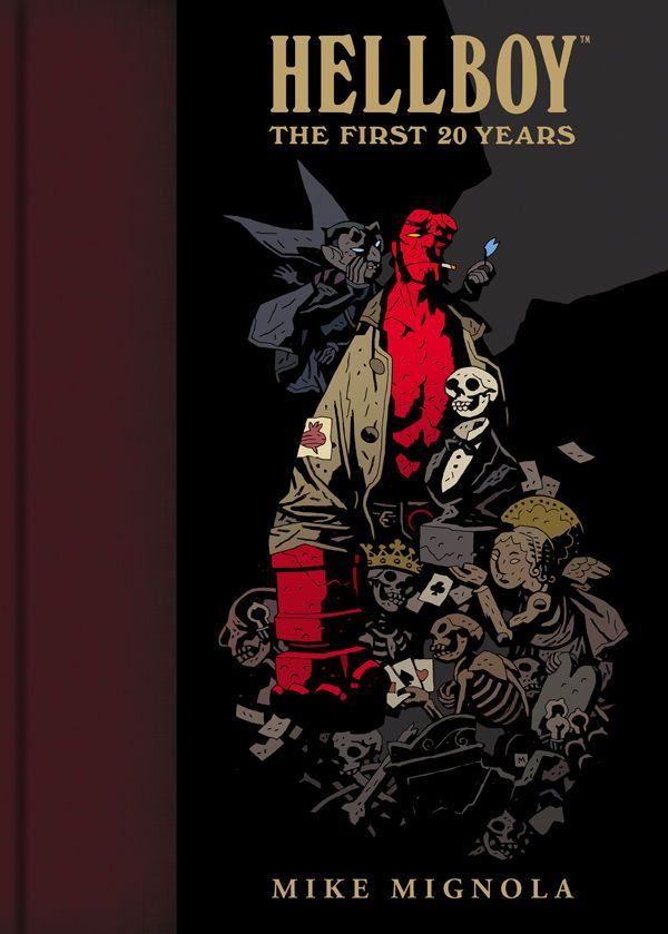 Hellboy The First 20 Years 00