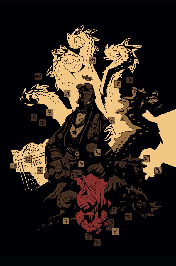 Hellboy The First 20 Years 05
