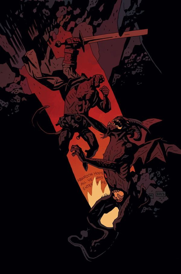 Hellboy The First 20 Years 06