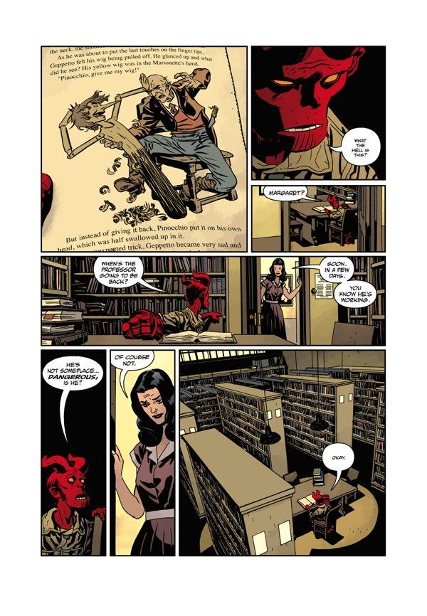 Hellboy The Midnight Circus 03