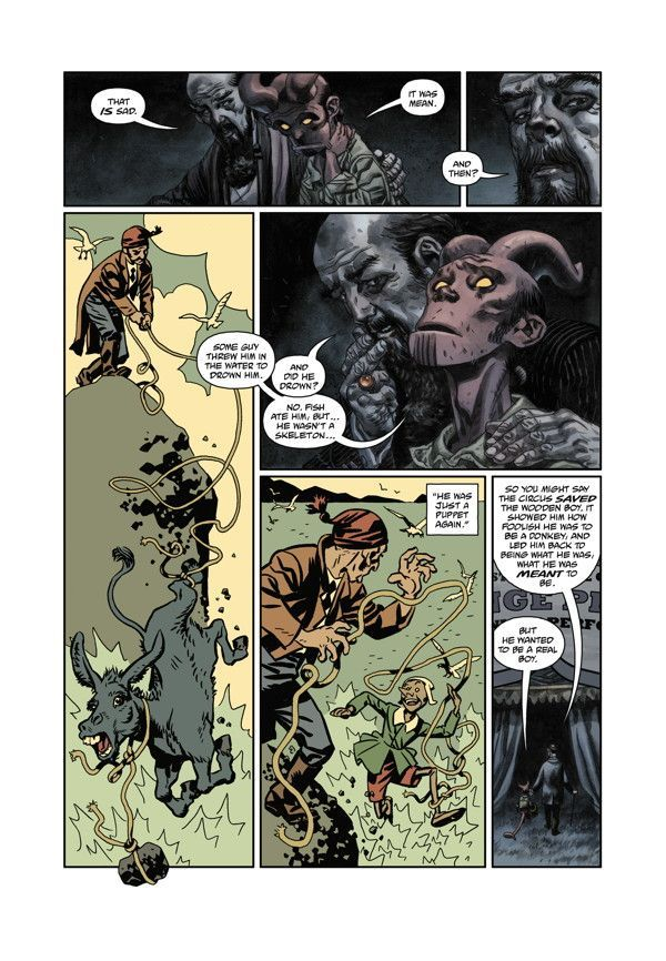 Hellboy The Midnight Circus 05