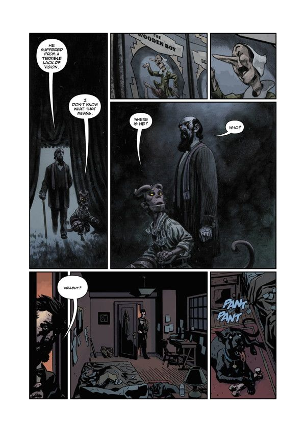 Hellboy The Midnight Circus 06