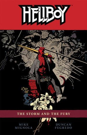 Hellboy Volume 12 The Storm And The Fury 01