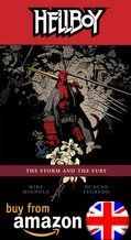 Hellboy Volume 12 The Storm And The Fury Amazon Uk