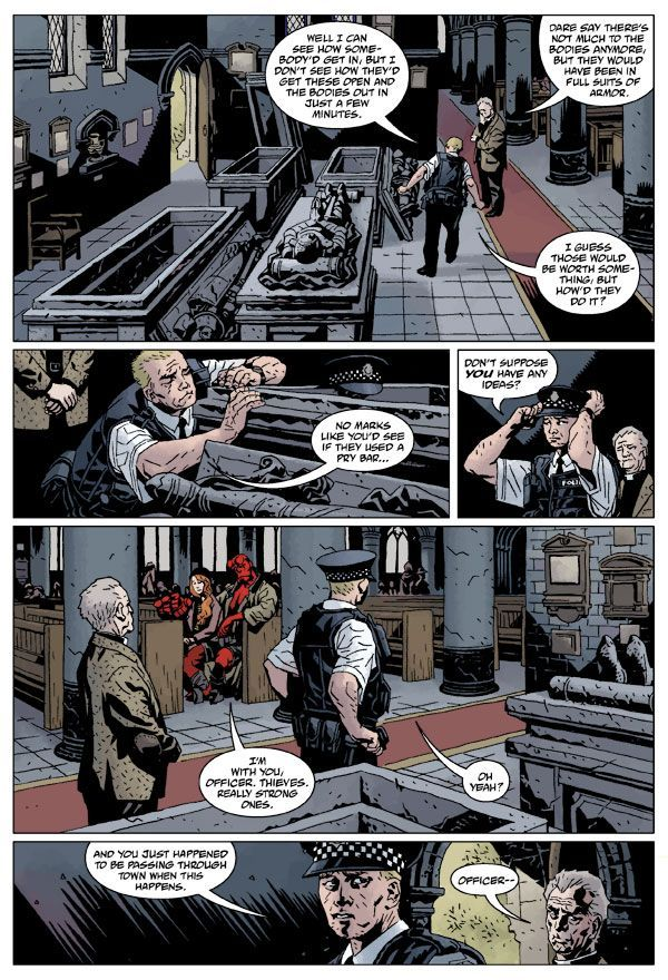 Hellboy Volume 12 The Storm And The Fury 03