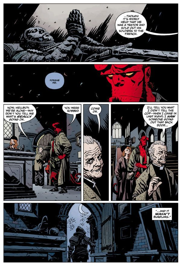 Hellboy Volume 12 The Storm And The Fury 05