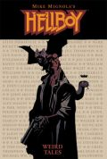 Hellboy Weird Tales Cover