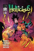 Hellicious 3 Cover