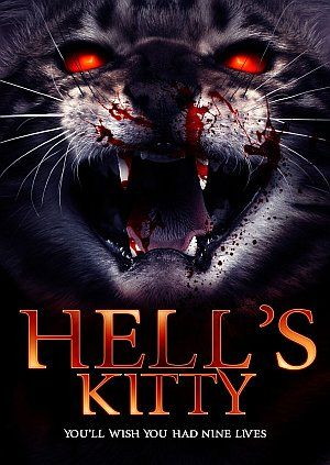 Hells Kitty Poster