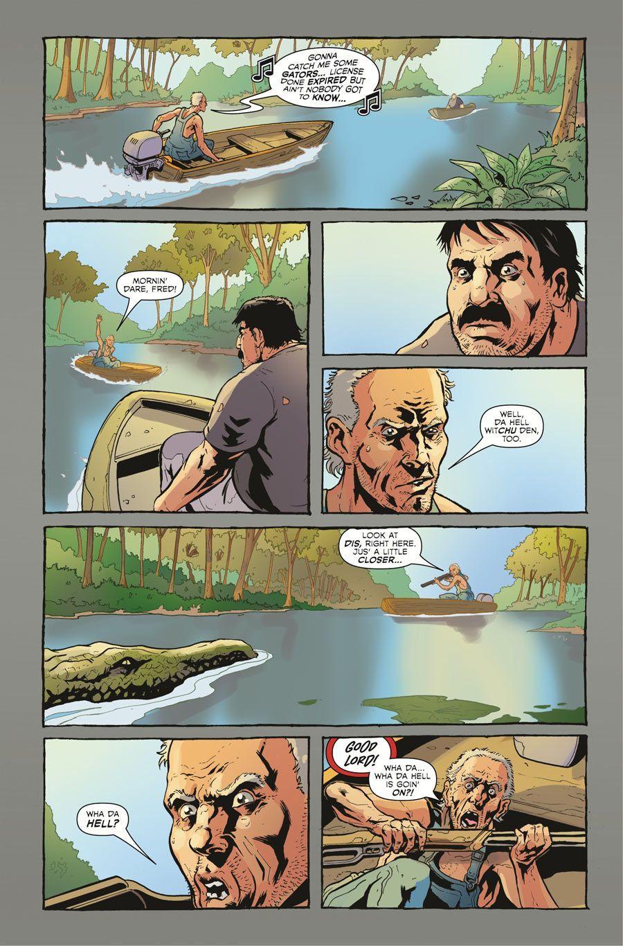 Hoax Hunters Volume 1 06
