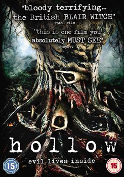 Hollow Dvd Cover