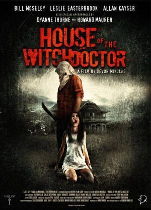 House Of The Witchdoctor Poster