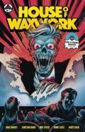 House Of Waxwork 2 Cover