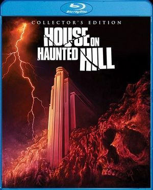 House On Haunted Hill Blu Ray Poster
