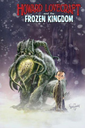 Howard Lovecraft And The Frozen Kingdom 01