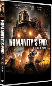 Humanitys End Dvd Cover