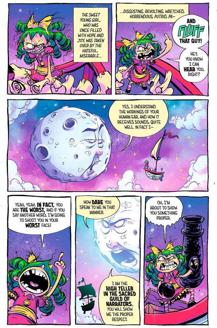 I Hate Fairyland Volume 1 12