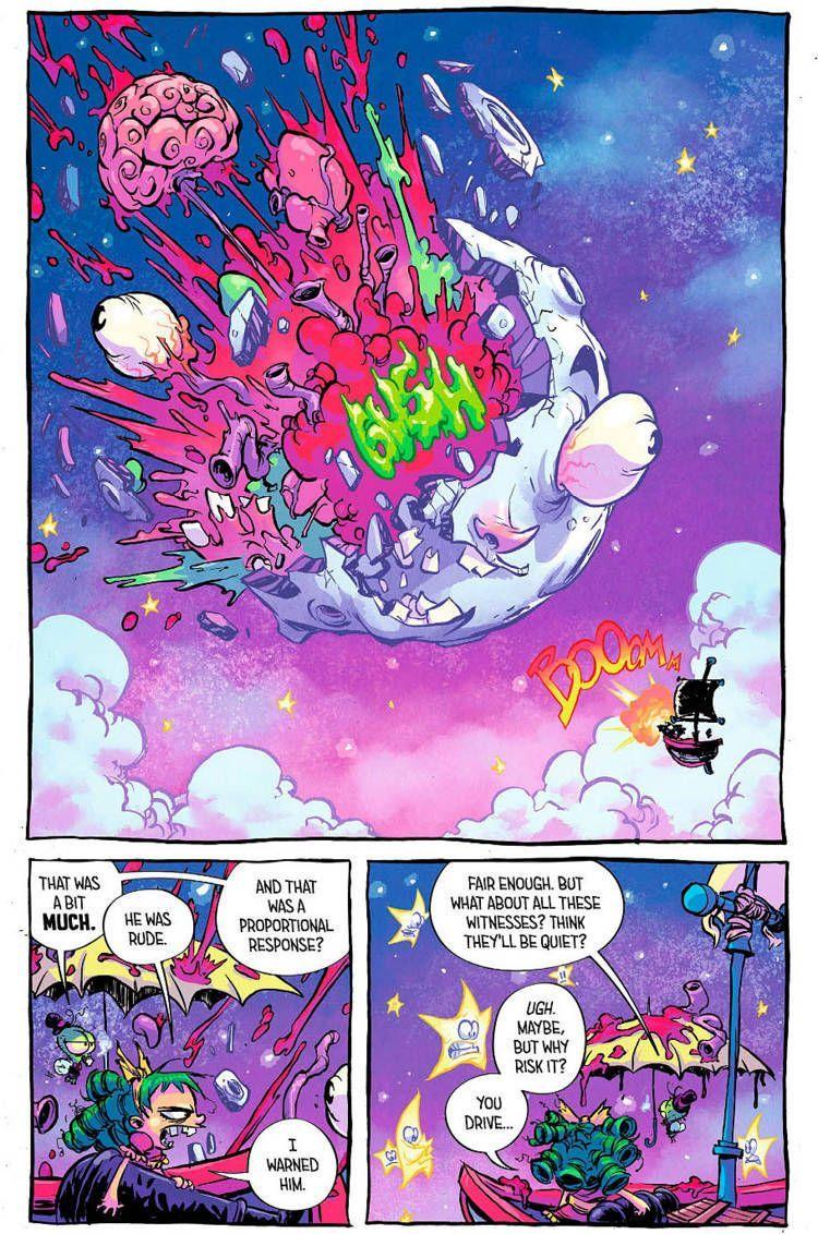 I Hate Fairyland Volume 1 13