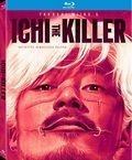 Ichi The Killer Blu Ray Cover