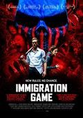 Immigration Game Poster Small