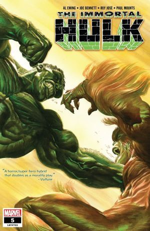 Immortal Hulk 5 00