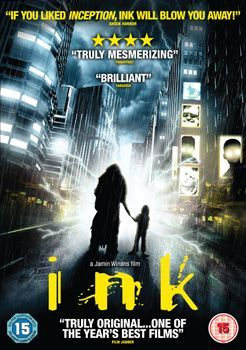 Ink Dvd Cover