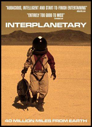 Interplanetary Poster