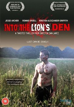 Into The Lions Den Dvd Cover