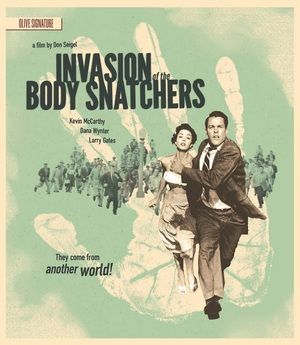 Invasion Of The Body Snatchers Blu Ray Poster