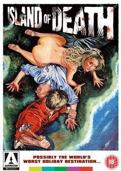 Island Of Death Dvd Cover