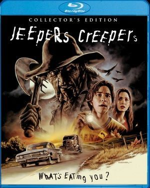 Jeepers Creepers Blu Ray Poster