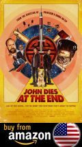 John Dies At The End Dvd Amazon Us