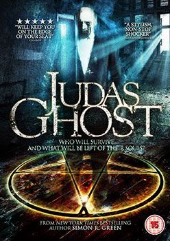 Judas Ghost Dvd