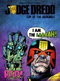 Judge Dredd Cry Of The Werewolf Cover