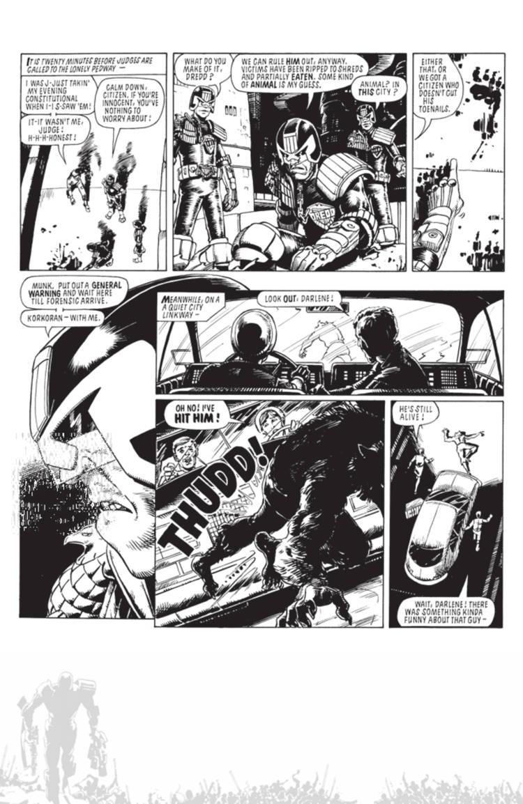 Judge Dredd Cry Of The Werewolf 04