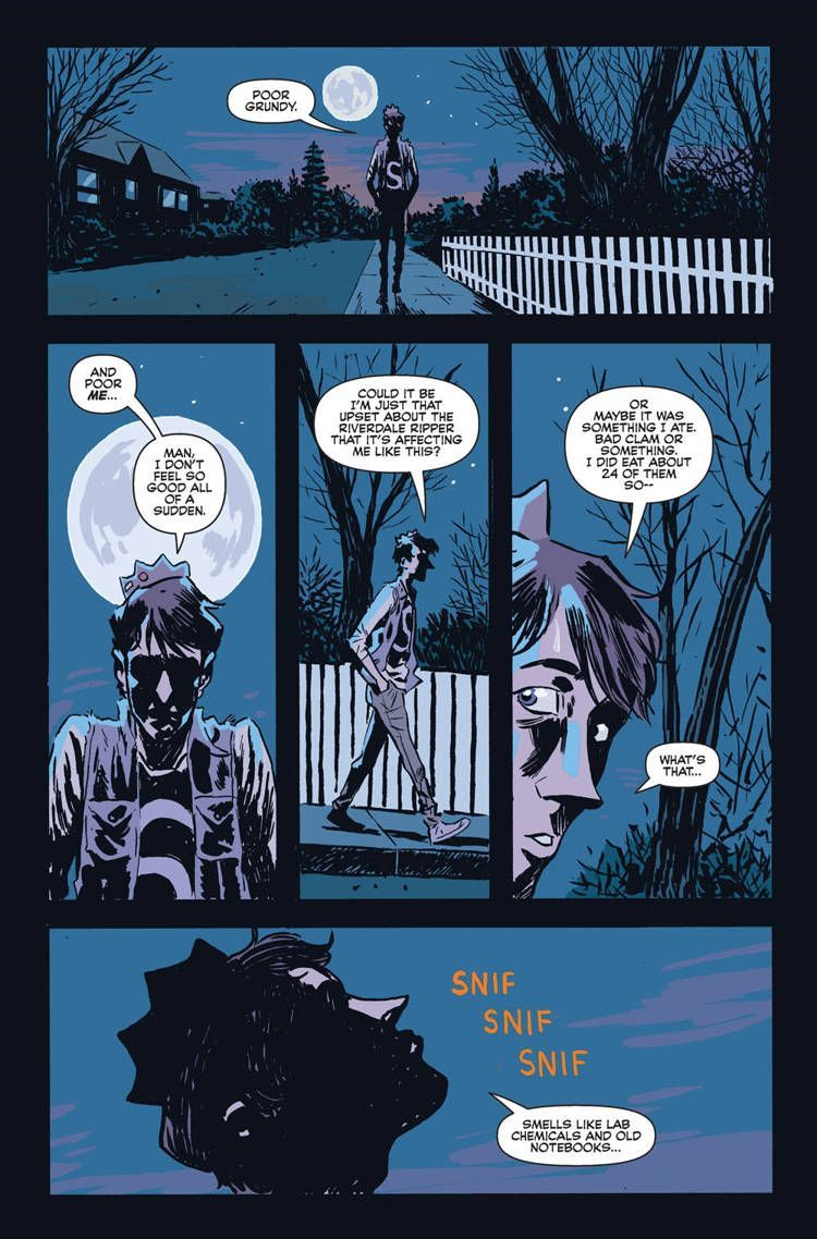 Jughead The Hunger 04